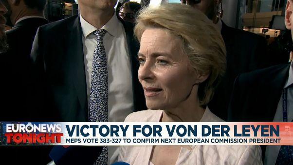 """Von Der Leyen a Euronews: """"Dobbiamo essere ambiziosi"""""""