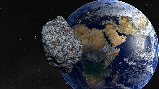 """""""Sprengkraft von 100 Hiroshima-Bomben"""": Asteroid verfehlt Erde"""