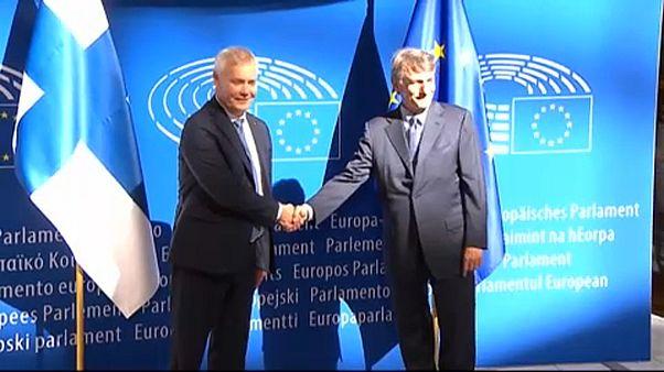 "Финны за ""зеленый"" ЕС"
