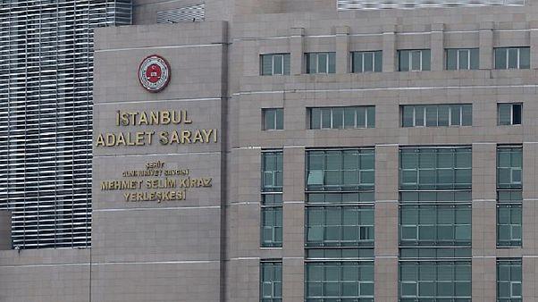 15 Temmuz'da Atatürk Havalimanı'nı işgal girişimi davasında 53 kişiye müebbet hapis cezası
