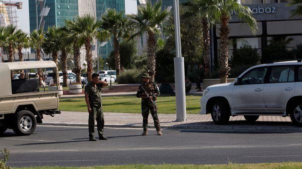 Erbil'de silahlı saldırı: Bir Türk konsolosluk çalışanı hayatını kaybetti