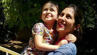 Britin im Iran aus Gefängnis in Psychiatrie verlegt