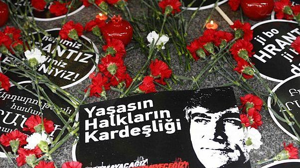 Hrant Dink davasında karar açıklandı: Erhan Tuncel'e 99,5 yıl; Ogün Samast'a 2,5 yıl  hapis