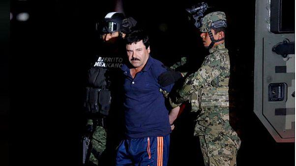 اِلچاپو به حبس ابد محکوم شد