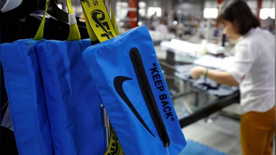 VIDEO : From the Vietcong to Nike: How the X40 factory has changed
