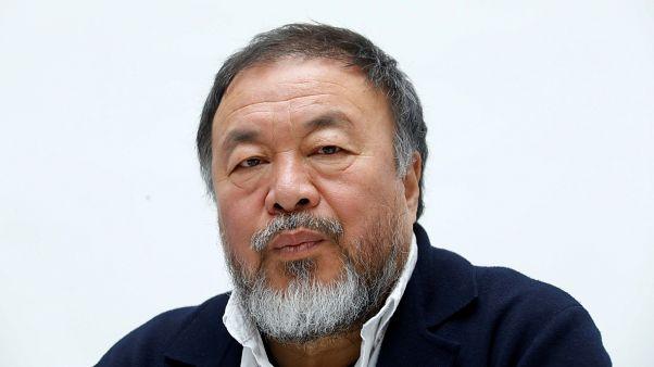 Danimarkalı şirket Çinli sanatçı Ai Weiwei'ye 'mülteci reklamı' tazminatı ödeyecek
