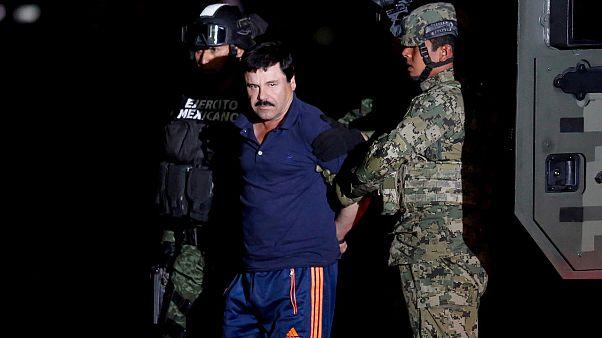 Meksikalı uyuşturucu baronu El Chapo ömür boyu hapis cezasına çarptırıldı
