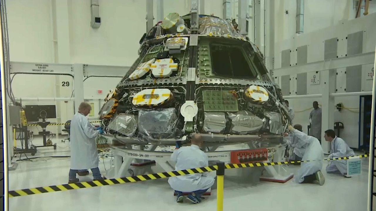 Museu Polaco de Aviação celebra missão Apollo 11