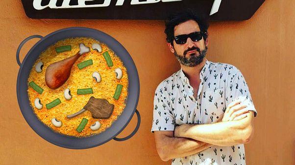 Eugeni Alemany: Komiker aus Valencia, der sich für ein Paella-Emoji einsetzte