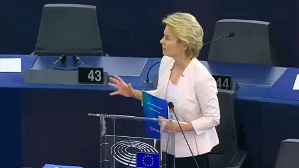 A bevándorlásról vitáztak az Európai Parlamentben