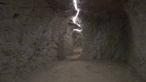 Watch: Underground city attracts throngs of visitors to Turkey