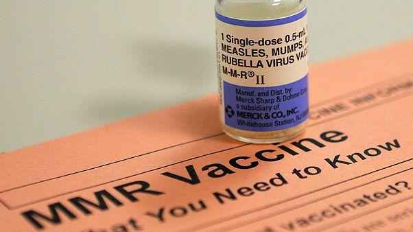 Kötelező lesz Németországban a kanyaró elleni védőoltás