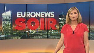 Euronews Soir : l'actualité du 17 juillet 2019