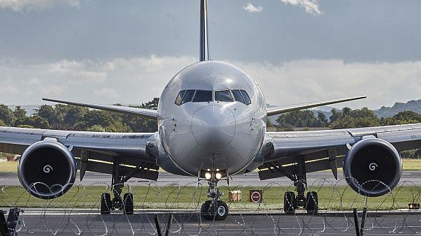 105 آلاف دولار غرامة للمسافرة التي دفعت إلى استدعاء سلاح الجو الملكي البريطاني
