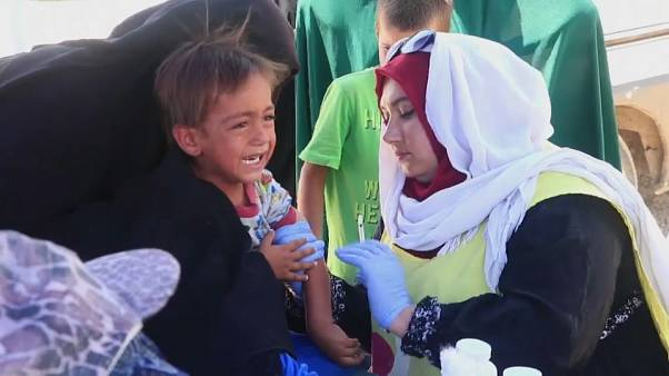 В тревоге за будущее детей лагеря Аль-Холь