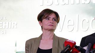 Canan Kaftancıoğlu yargılandığı davada savunmasını yaptı; duruşma 6 Eylül'e ertelendi