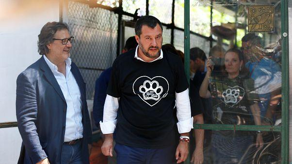 Başbakan Yardımcısı Salvini