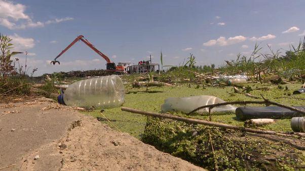 Καθαρίζοντας τον «πιο ουγγρικό» ποταμό στην Ευρώπη
