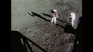 Half a century on, moon landing conspiracy theories persist