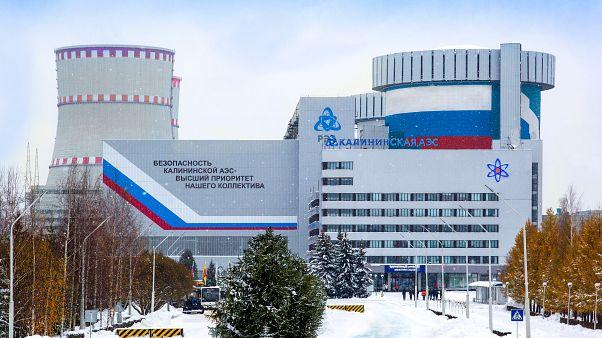 Три энергоблока Калининской АЭС отключены из-за аварии
