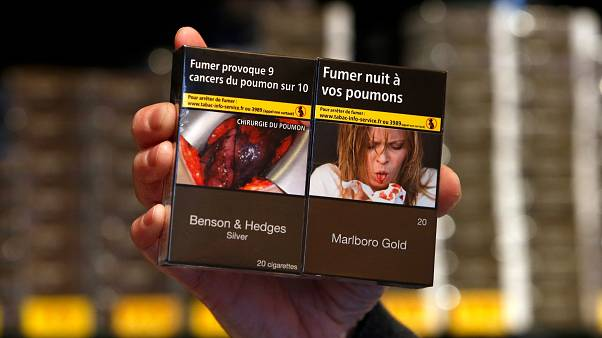 جنجال عکس «دزدی» روی پاکتهای سیگار در اروپا و تقاضای غرامت صد میلیونی