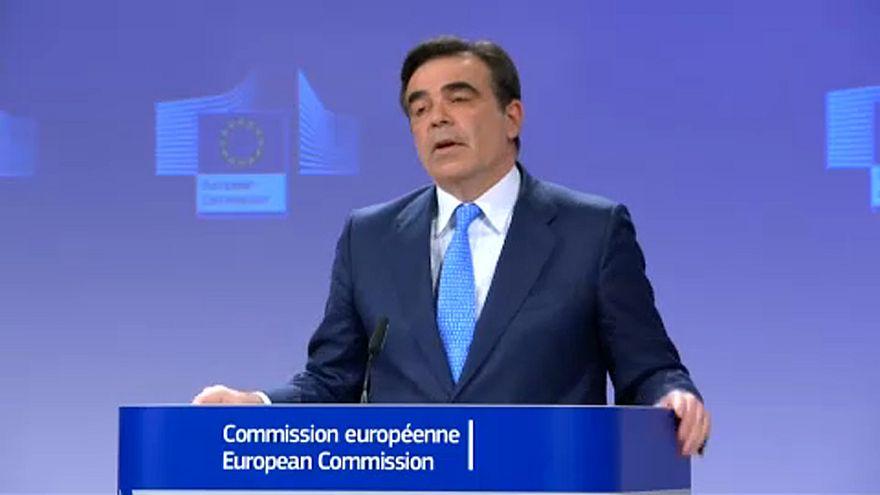 Governo grego propõe Margaritis Schinas para comissário