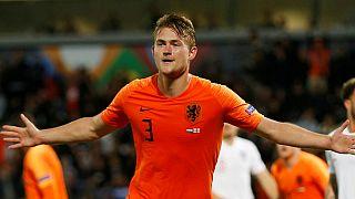 Internacional holandês, vice-campeão da Liga das Nações, reencontra Ronaldo
