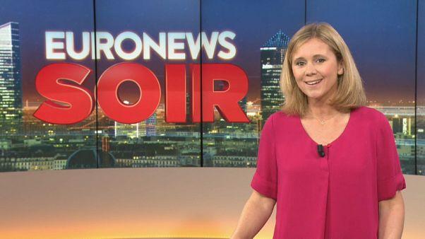 Euronews Soir : l'actualité du jeudi 18 juillet 2019