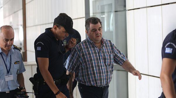 Ο κατηγορούμενος για την δολοφονία του Παύλου Φύσσα, Γιώργος Ρουπακιάς (αρχείο)