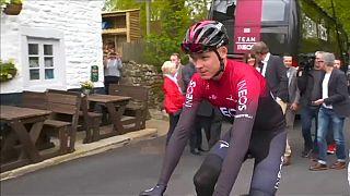 "Chris Froome: assegnata ""a tavolino"" la Vuelta 2011"