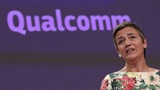 Bruselas multa a Qualcomm por vender por debajo de coste