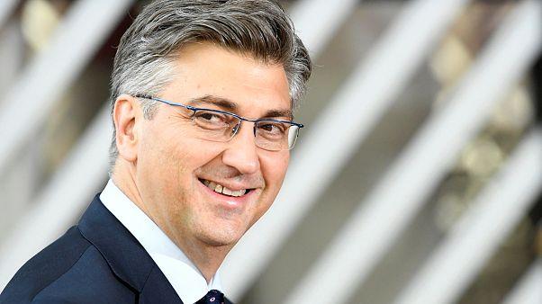 A horvát miniszterelnök jelentősen átszervezte kormányát