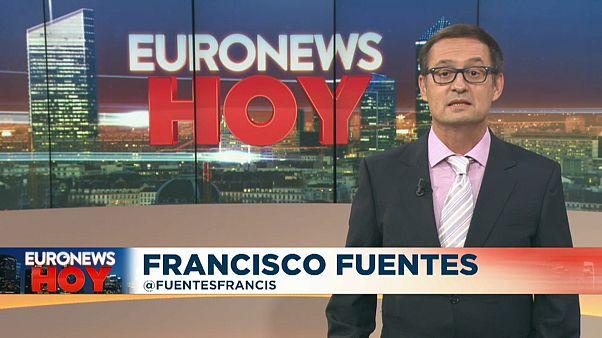 Euronews Hoy | Las noticias del jueves 18 de julio de 2019