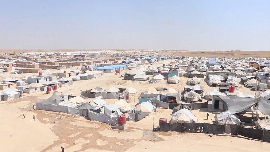 هزاران کودک در اردوگاه الهول سوریه نیازمند کمکهای بشردوستانه فوری
