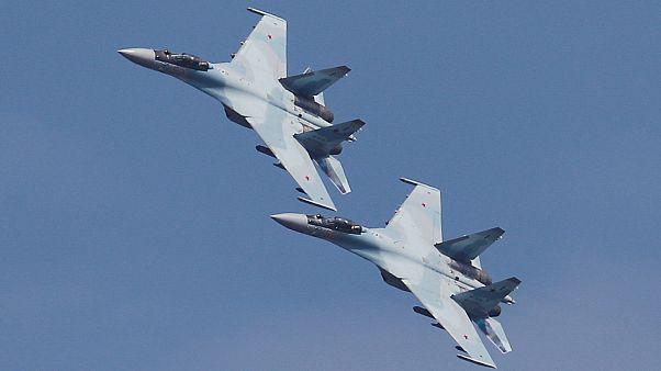 Ρωσία: Έτοιμη να πουλήσει μαχητικά αεροσκάφη στην Τουρκία