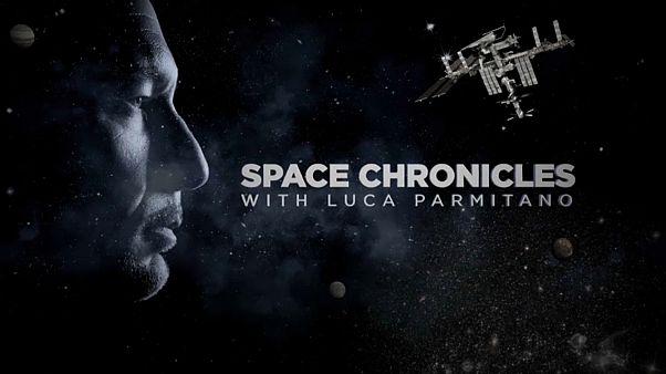 """مراسل يورونيوز الإيطالي لوكا بارميتانو وحلقة جديدة قريبا """"من الفضاء"""""""