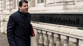 رئیس دولت جبلالطارق با مقامهای ایرانی در لندن دیدار کرد