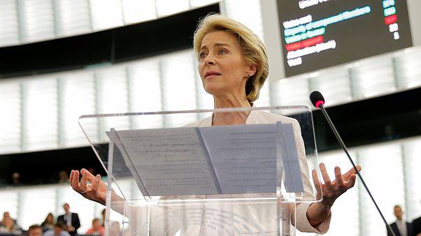 Ursula von der Leyen: İngiltere geçerli sebepler sunarsa Brexit tarihi ertelenebilir