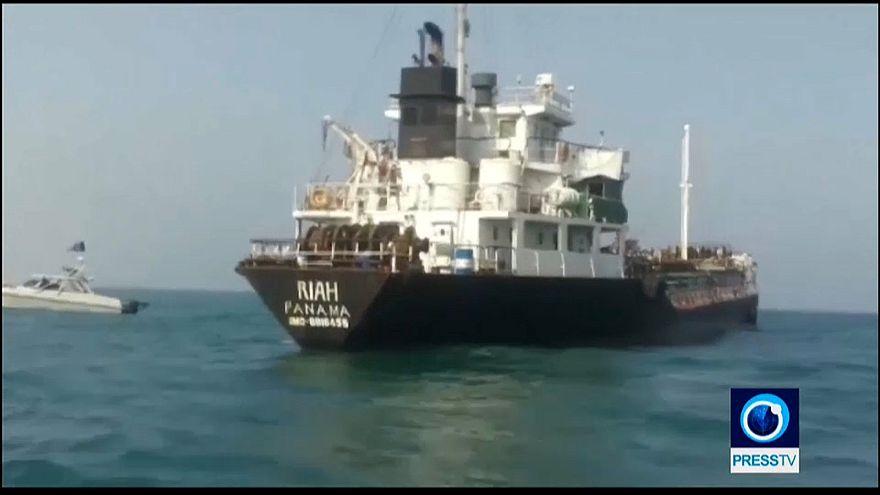 Οι Φρουροί της Επανάστασης κατέλαβαν ξένο δεξαμενόπλοιο