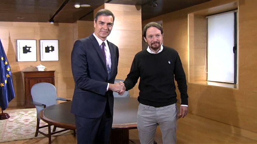 Spagna: Podemos nega l'appoggio ai Socialisti, anzi no...