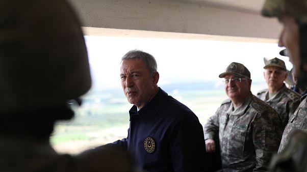 Hulusi Akar: F-35 programından çıkarılmamız NATO'yu da olumsuz etkileyecektir