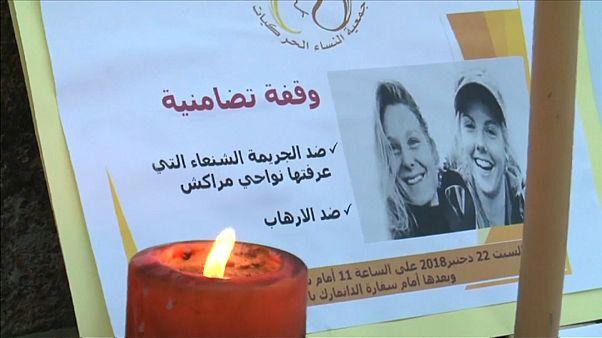 Σε θάνατο καταδικάστηκαν οι κατηγορούμενοι για αποκεφαλισμό δύο τουριστριών