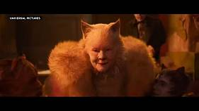 """""""Кошки"""" пошли в кино"""