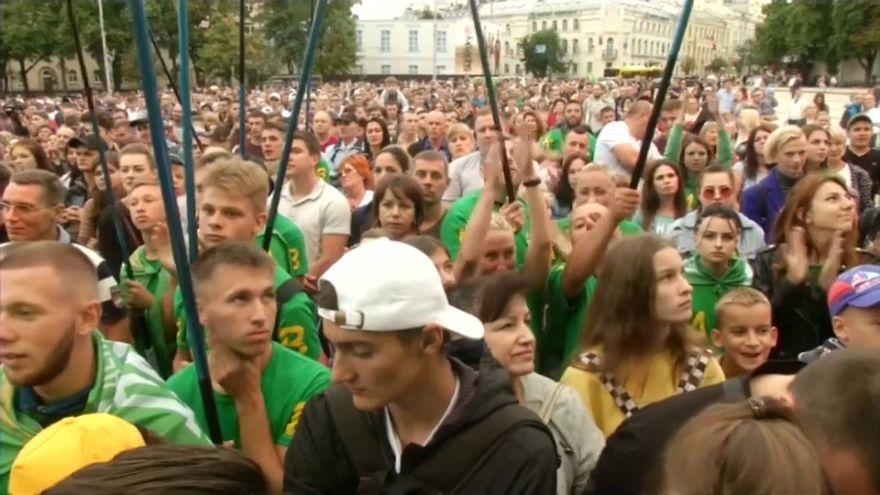 Zelenszkij nagy győzelmét hozhatja a vasárnapi ukrán országgyűlési választás
