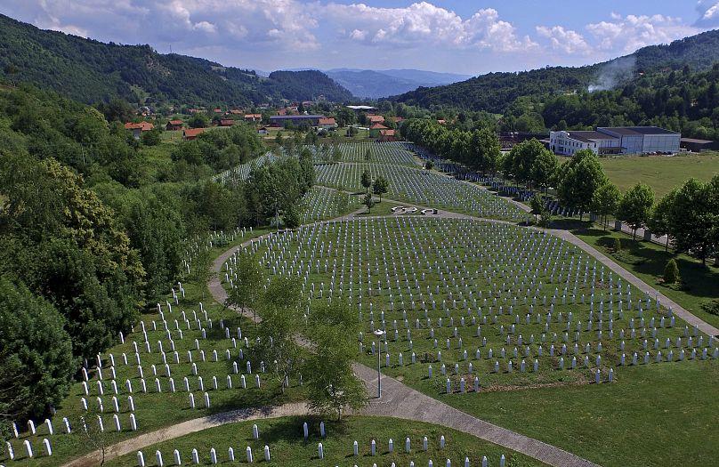 Srebrenica, Bosnia and Herzegovina, June 20. REUTERS/Dado Ruvic/File Photo