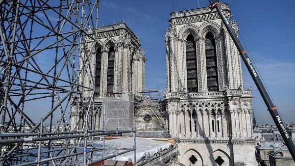 Plomb autour de Notre-Dame : pas de risque pour la santé, selon la Mairie de Paris