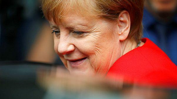 لرزشهای مرکل؛ صدر اعظم آلمان می گوید تا ۲۰۲۱ به کارش ادامه می دهد
