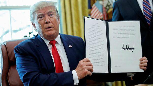 Trump Türkiye'ye karşı yaptırımları engelleyebilir mi? Amerikan yasaları ne öngörüyor?