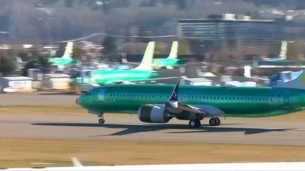 Boeing pierde 4900 millones de dólares por la crisis del 737 Max en el segundo trimestre del año