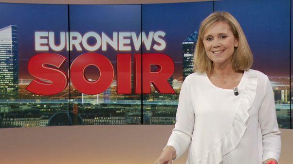 Euronews Soir : l'actualité du 19 juillet 2019